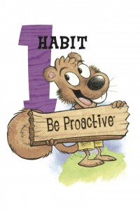 Habit 1Be Proactive