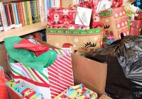 Cameron High School and Cameron Elementary School have teamed up for past 11 years to provide Christmas gifts and food for children in Marshall County during the holiday season.